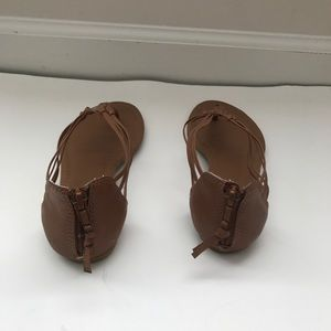 Lucky Brand Shoes - Lucky Brand cynthia woven flat thong sandals